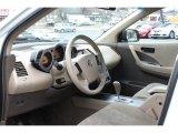 2005 Nissan Murano Interiors
