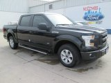 2015 Tuxedo Black Metallic Ford F150 XL SuperCrew #102263393