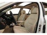 2009 BMW 5 Series Interiors