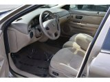 Mercury Sable Interiors