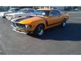 1970 Ford Mustang Grabber Orange
