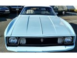 1973 Ford Mustang Light Blue