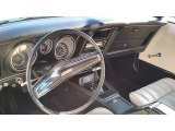 1973 Ford Mustang Convertible White Interior