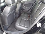 2015 Mercedes-Benz GLA 250 4Matic Rear Seat