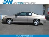 2006 Amber Bronze Metallic Chevrolet Monte Carlo LT #10229161