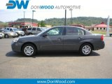 2007 Dark Gray Metallic Chevrolet Malibu LS Sedan #10229153