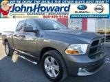 2012 Mineral Gray Metallic Dodge Ram 1500 Express Quad Cab 4x4 #102308426