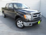 2014 Tuxedo Black Ford F150 XL SuperCrew #102308356