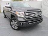 2015 Magnetic Gray Metallic Toyota Tundra Platinum CrewMax 4x4 #102308352