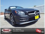 2015 Mercedes-Benz SLK Steel Grey Metallic
