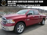 2015 Deep Cherry Red Crystal Pearl Ram 1500 Big Horn Crew Cab 4x4 #102343177