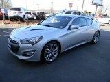 2013 Platinum Metallic Hyundai Genesis Coupe 3.8 Grand Touring #102343168