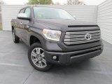 2015 Magnetic Gray Metallic Toyota Tundra Platinum CrewMax 4x4 #102343099