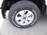 2015 Ford F150 XLT SuperCab 4x4 Wheel