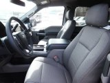 2015 Ford F150 XLT SuperCab 4x4 Front Seat