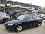2008 Deep Sea Blue Pearl Effect Audi A4 2.0T quattro Sedan #10223195