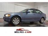 2004 Silver Grey Metallic BMW 3 Series 325xi Sedan #102342801