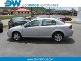 2007 Ultra Silver Metallic Chevrolet Cobalt LS Sedan #10229076