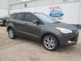 2015 Magnetic Metallic Ford Escape Titanium #102378583