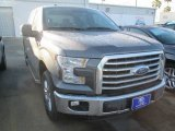 2015 Magnetic Metallic Ford F150 XLT SuperCrew #102378571