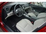 2012 Lexus IS Interiors