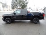 2015 Chevrolet Silverado 1500 WT Crew Cab 4x4 Black Out Edition Exterior