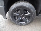 2015 Chevrolet Silverado 1500 WT Crew Cab 4x4 Black Out Edition Wheel