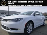 2015 Bright White Chrysler 200 C #102378640