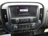 2015 Chevrolet Silverado 1500 LS Double Cab 4x4 Controls