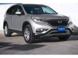 2015 Alabaster Silver Metallic Honda CR-V EX-L AWD #102412048