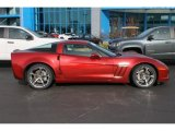 2013 Crystal Red Tintcoat Chevrolet Corvette Grand Sport Coupe #102411915