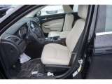2015 Chrysler 300 C Black/Linen Interior