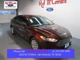 2015 Bronze Fire Metallic Ford Fusion S #102439081