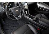 2013 Chevrolet Volt  Jet Black/Dark Accents Interior
