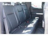 2015 Ford F150 Lariat SuperCab 4x4 Rear Seat