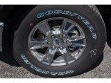 2015 Ford F150 Lariat SuperCab 4x4 Wheel