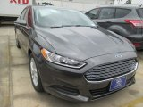 2015 Magnetic Metallic Ford Fusion SE #102469534
