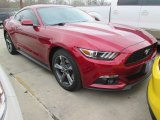 2015 Ruby Red Metallic Ford Mustang V6 Coupe #102469530