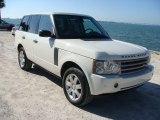 2006 Land Rover Range Rover Chawton White
