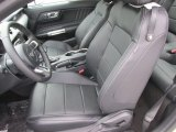 2015 Ford Mustang GT Premium Coupe Front Seat