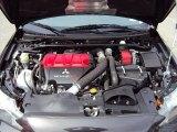 2011 Mitsubishi Lancer Evolution Engines