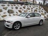 2015 Alpine White BMW 3 Series 320i xDrive Sedan #102509681