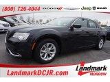 2015 Maximum Steel Metallic Chrysler 300 Limited #102509313