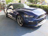 2015 Deep Impact Blue Metallic Ford Mustang ROUSH Stage 2 Coupe #102509210