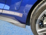 2015 Ford Mustang ROUSH Stage 2 Coupe Marks and Logos