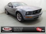 2006 Tungsten Grey Metallic Ford Mustang V6 Premium Coupe #102509493