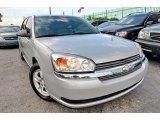 2005 Galaxy Silver Metallic Chevrolet Malibu Maxx LS Wagon #102509013
