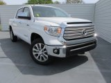 2015 Super White Toyota Tundra Limited CrewMax #102509467