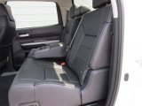 2015 Toyota Tundra Limited CrewMax Rear Seat