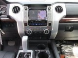 2015 Toyota Tundra Limited CrewMax Controls